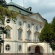 Office of slovak government - Stock Photo