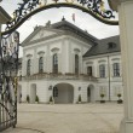 Grassalkovich palace — Stock Photo #8901074