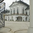 Grassalkovich palace — Stock Photo #8970036