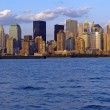 Manhattan panorama — Stock Photo #9395300