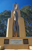 Rats of Tobruk Memorial — Stock Photo