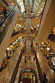 Interior de buidling rainha victoria — Foto Stock