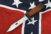 Confederation knife — Stock Photo