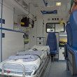 Ambulance car — Stockfoto
