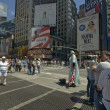 Scene at Time Square - Stock Photo