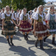 Slovak folklore — Stock Photo #9764795