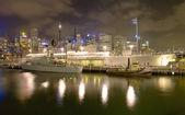 HMAS battleship — Stock Photo