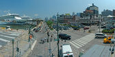 Manhattan hafen — Stockfoto