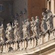 Statuary, St Peters, Rome — Stock Photo