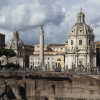 Stock Photo: Imperial Forum, Rome