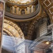 Stock Photo: Inside St Peters