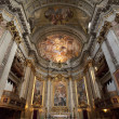 Jesuit church, Rome — Stock Photo