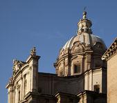 Santi Luca e Martina, Rome — Foto Stock