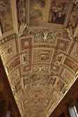Vatikan museum decke — Stockfoto