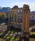 The Forum, Rome — Stock Photo