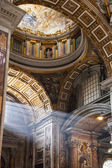 Inside St Peters — Stock Photo