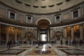 Inside the Pantheon, Rome — Stock Photo