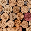 Pile of wine corks — Stock Photo #8368278