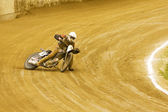 Grass-track racing — Stock Photo