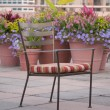 Garden Chair - Stockfoto