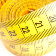 Yellow Measuring Tape — Stock Photo #9633599