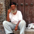 Old Cuban man — Stock Photo #8217674