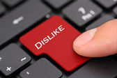 Dislike — Stock Photo