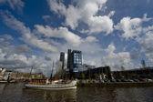 View on Leeuwarden — Stock Photo