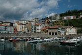 Basque Harbour — Stock Photo