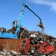 Scrapyard two — Stock Photo #8445161