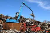 Scrapyard two — Stock Photo