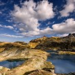 Stock Photo: French lakes