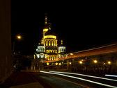 Kharkiv night — Stockfoto