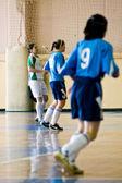 Mini Soccer — Stock Photo