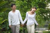 Asian Couples — Stock Photo