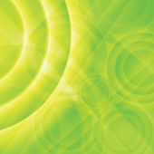 Vector green abstract background — Stock Vector