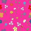Floral seamless — Stock Vector #10715567