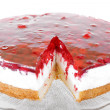 Stock Photo: Layer cake