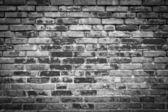 Black white wall — Stock Photo