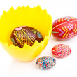 Easter craftmanship — Stock Photo #9616530