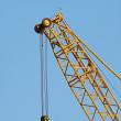 Stock Photo: Top crane