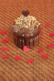 Muffin de la saint-valentin — Photo