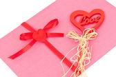 Valentine's envelopes — Stockfoto