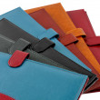 Leather covers — Stock Photo