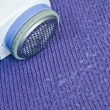 Lint remover — Stock Photo