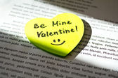 Be mine Valentine — Stock Photo
