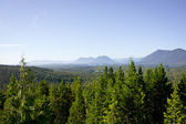 Vancouver Island view — Stock fotografie
