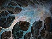 Fractal Abstract Background — Stock Photo