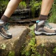 Hiking Boots — Stock Photo #10382815