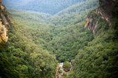 Waterfall Valley — Stock Photo